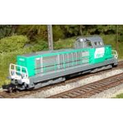 BB 466115 SNCF Fret