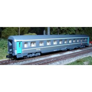 Set of 2 Corail+ VU coaches B11u
