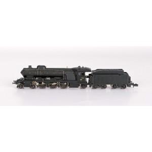 Etat 231 C 998 steam engine