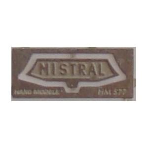 Plaque Mistral de l'époque IV