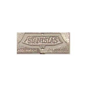 Plaque Stanislas