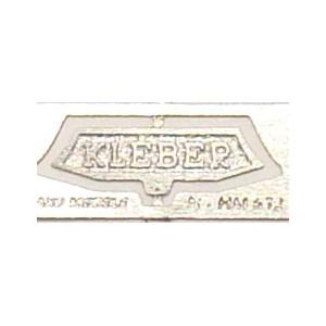 Plaque Kleber