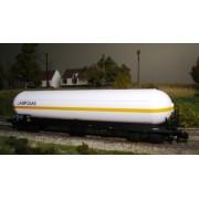 Wagon SNCF Uas Lampogaz