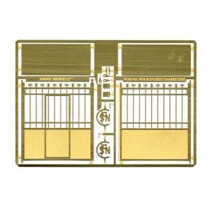 Opening gate