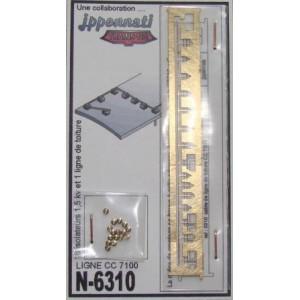 Ligne de toiture CC 7100