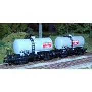 Set 2 wagons citernes SNCF OCEM 29 ERMEWA