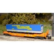 TRW Sdkms pocket wagon with WALTER trailer