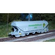 Wagon céréalier SNCF CTC
