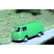 Camionnette VW T2 vert