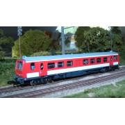 Autorail X 2200 SNCF rouge