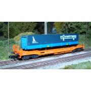 SNCB Sdkms Novatrans pocket wagon