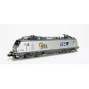 Locomotive N°37025 AKIEM HSL VIA