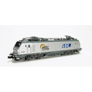 AKIEM N°37025 engine HSL VIA