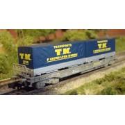 Wagon Sdkms SNCF T.K.