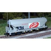 Wagon céréalier SNCF Cooperl