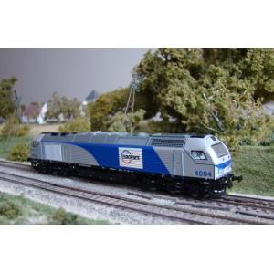 Europorte N°4006 Euro 4000 loco