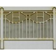 Barrières béton PO modèle 4