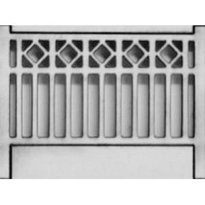 Barrières béton SNCB type 2