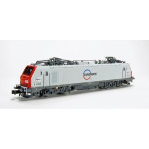 Locomotive N° E37506 Europorte