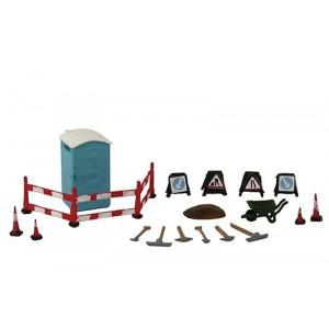 Set d'accessoires pour travaux