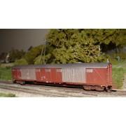 Wagon Gabs Trenitalia époque VI patiné