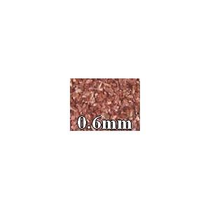Feuilles rouge automne 0,6 mm