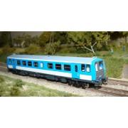 Autorail X 2200 SNCF bleu à faces noires