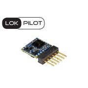 Décodeur DCC LokPilot micro V.04