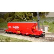 DB Tanoos wagon Railion