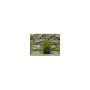 Jeu de 14 arbustes vert clair 15 mm