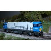 Locomotive G 2000 VEOLIA 1756