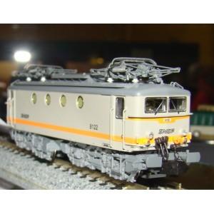 BB 8122 SNCF UM béton époque V