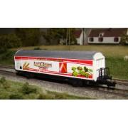 Wagon couvert Hbis SNCF bière La Licorne