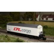 Wagon Hbis CFL Cargo blanc