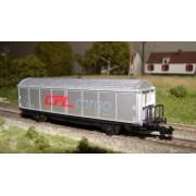 Wagon Hbis CFL Cargo argent