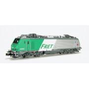 Locomotive BB 437051 Fret SNCF