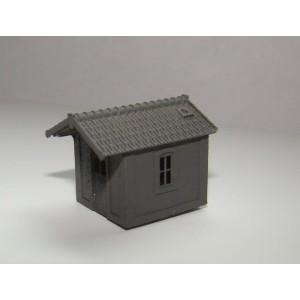 Petit poste à toiture tuiles
