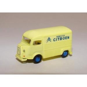 Fourgon Citroën HY service CITROEN