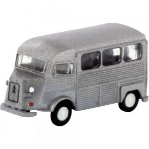 Minibus Citroën HY argent