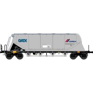 GATX CEMEX Uacns silo wagon