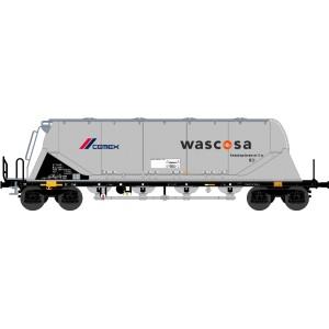 WASCOSA Uacns concrete silo wagon
