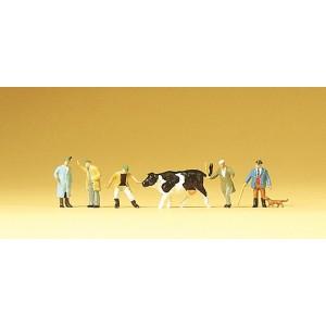 Marchands de bétail