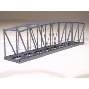 Pont cage métallique voie unique 20 cm
