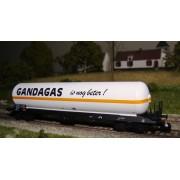 Set de 2 wagons Sagkks SNCB Gandagas