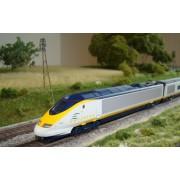 TGV Eurostar digital