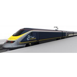 Eurostar nouvelle livrée E300