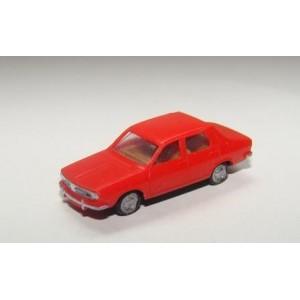 Renault R12 rouge