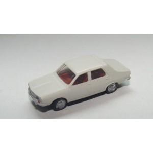 Renault  R12 ivoire