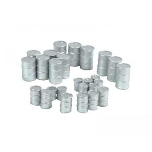 Fûts métalliques de 3 tailles