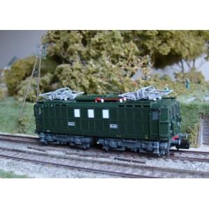 SNCF BB 4667 locomotive